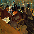 LAUTREC: MOULIN ROUGE Poster by Granger