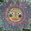 Le Soleil Poster by Kimberly Barrow