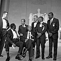 Leaders Of The 1963 March On Washington Poster by Everett