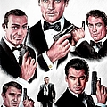 Licence to kill  Digital Print by Andrew Read