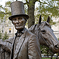 LINCOLN STATUE, 2008 Print by Granger