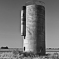 Lonely Silo 6 Poster by Douglas Barnett