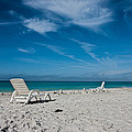 Longboat Key  Poster by Betsy A  Cutler