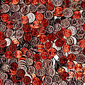 Loose Change . 9 to 12 Proportion Print by Wingsdomain Art and Photography