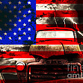 Lost In America Print by Wingsdomain Art and Photography