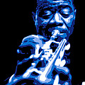 Louis Armstrong Print by DB Artist