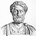 LUCIUS COMMODUS (161-192 A.D.) Print by Granger