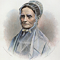 LUCRETIA COFFIN MOTT Print by Granger