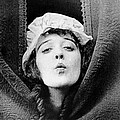 Mabel Normand, Ca. Mid-1910s Poster by Everett