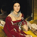 Madame de Senonnes by Ingres