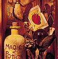 Magic Things Poster by Garry Gay