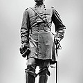 Major General John Reynolds Statue at Gettysburg Poster by Randy Steele