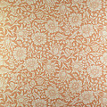 Mallow wallpaper design Poster by William Morris