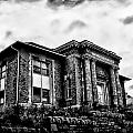 Manayunk Branch of the Free Library of Philadelphia Print by Bill Cannon