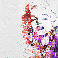 Marilyn Monroe Print by Naxart Studio