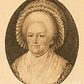 Martha Washington, American Patriot Poster by Photo Researchers