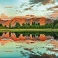 Matheson Lake Print by MotHaiBaPhoto Prints