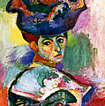 MATISSE: WOMAN W/HAT, 1905 Poster by Granger