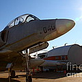 McDonnell Douglas TA-4J Skyhawk Aircraft Fighter Plane . 7D11302 Print by Wingsdomain Art and Photography