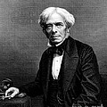 Michael Faraday, English Physicist Poster by Photo Researchers
