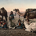 MIDDLE EAST: TRAVELERS Poster by Granger