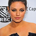 Mila Kunis At Arrivals For Ifps 20th Print by Everett