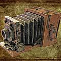 Model vintage Field camera Poster by Kenneth William Caleno