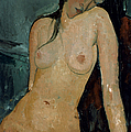 MODIGLIANI: NUDE, c1917 Poster by Granger