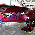 Monocoupe 110 . 7D11144 Print by Wingsdomain Art and Photography