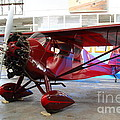 Monocoupe 110 . 7D11149 Print by Wingsdomain Art and Photography