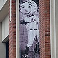 MR MET Poster by ROB HANS