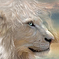 Nature's King Portrait Poster by Carol Cavalaris