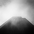 New York Skyscraper Print by John Farnan