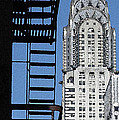 New York Watercolor 3 Poster by Andrew Fare