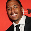 Nick Cannon At Arrivals For Time 100 Poster by Everett