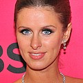 Nicky Hilton Wearing A Mouawad Necklace Poster by Everett