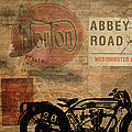 Norton Poster by Cinema Photography