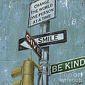 NYC Inspiration 1 Poster by Debbie DeWitt
