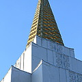 Oakland California Temple . The Church of Jesus Christ of Latter-Day Saints . 7D11358 Poster by Wingsdomain Art and Photography