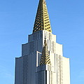 Oakland California Temple . The Church of Jesus Christ of Latter-Day Saints . 7D11381 Poster by Wingsdomain Art and Photography