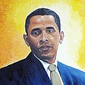 Obama Poster by Thomas Faires