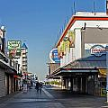 OC BOARDWALK Print by Skip Willits