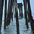 Ocean City 59th Street Pier Print by Bill Cannon
