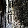 old alley in Italy Poster by Joana Kruse
