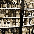 Old Drug Store Goods Poster by DigiArt Diaries by Vicky B Fuller