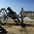 Old Fort Niagara Print by Peter Chilelli