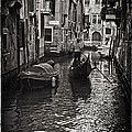 On the Canal - Venice Poster by Madeline Ellis