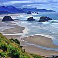 Oregon Coast Print by Scott Mahon