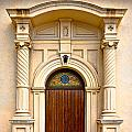 Ornate Entrance by Christopher Holmes
