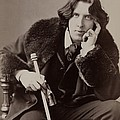 Oscar Wilde, 1854-1900 Irish Writer Poster by Everett